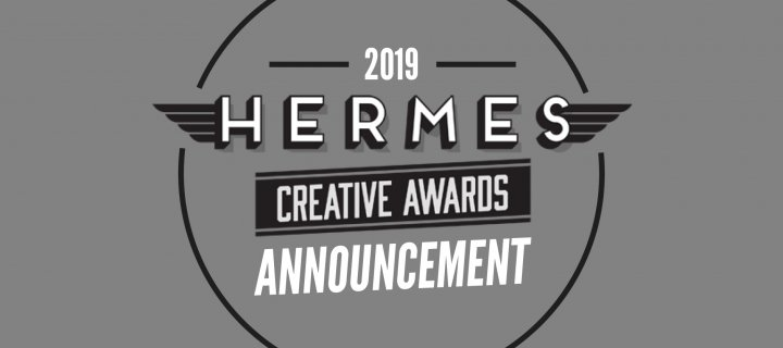 2019 Hermes Creative Awards Announcement