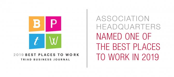 Association Headquarters Named One of the Best Places to Work in 2019