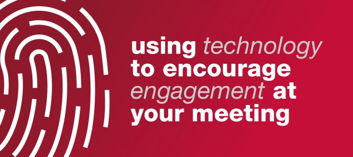 Meeting Technology that Encourages Engagement Among Attendees