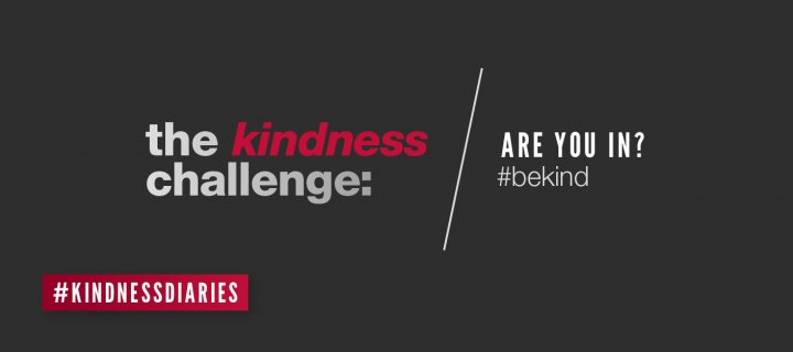 Join the Kindness Challange on social media with AH and Leon Logothetis