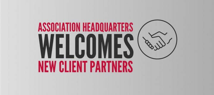 Association Headquarters Welcomes New Client Partners
